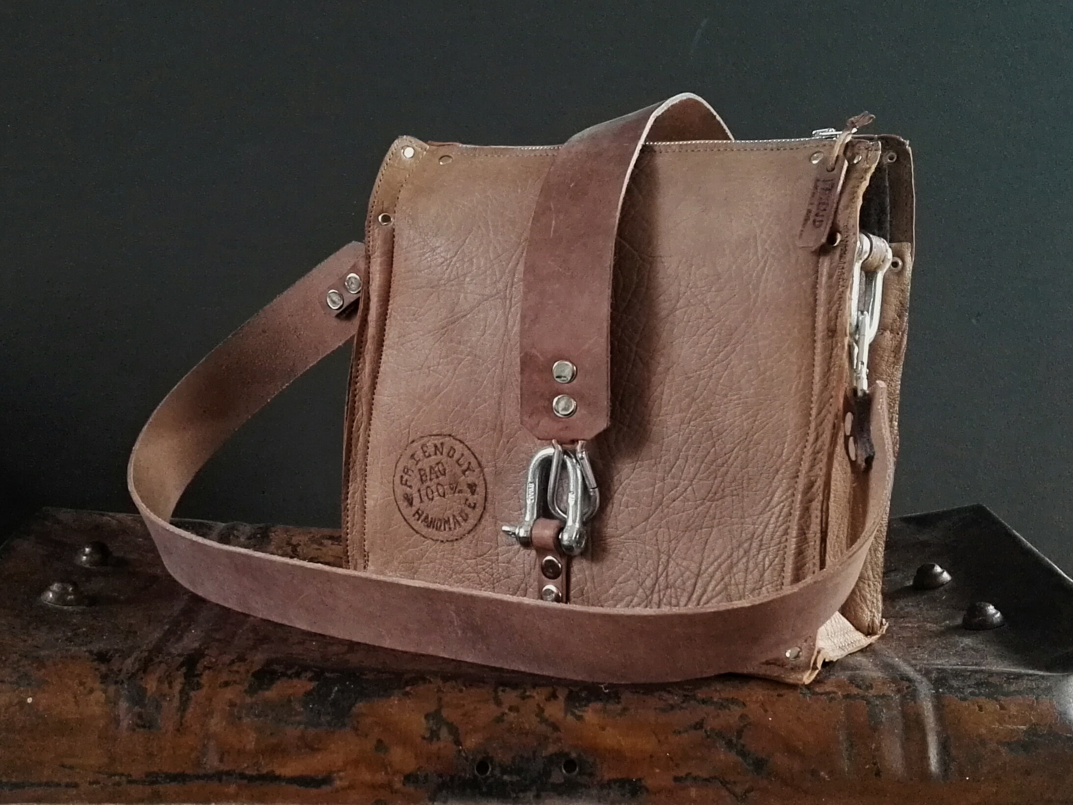 Combinatie van de Friendly Bag mini en de normale maat €75,00