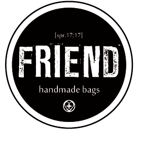 FRIEND handmade bags